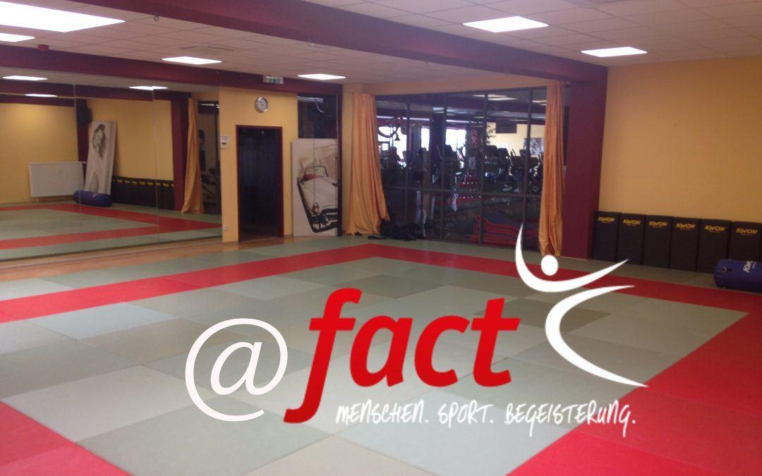Neuer Trainingsraum